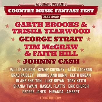 Country Music Fantasy Fest 2020