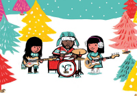 Indie Rock Christmas - Free Music Radio