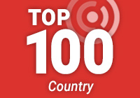Listeners' Top 100: Country - Free Music Radio