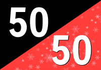 50/50 Blend: Christian Hits + CCM Christmas - Free Music Radio