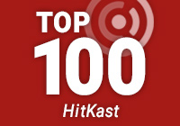 Listeners' Top 100: HitKast - Free Music Radio