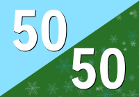 The 50/50 Classical Instrumental Holiday Blend - Free Music Radio