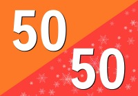 The 50/50 Country Christmas Blend - Free Music Radio