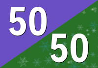 The 50/50 Magic Sunny Holiday Blend - Free Music Radio