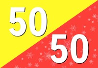 The 50/50 Classical Christmas Blend - Free Music Radio