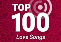 Listeners' Top 100: Love Songs - Free Music Radio