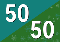 The 50/50 Smooth Instrumentals Holiday Blend - Free Music Radio